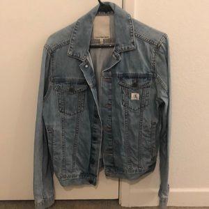 Calvin Klein trucker Jean jacket